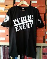 Puma Public Enemy T-Shirt (New Sealed) XL🎁🎄🎁💥🤭😊