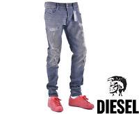 DIESEL SLEENKER 084DL W32 L32 Mens Denim Jeans Distressed Slim Fit Skinny