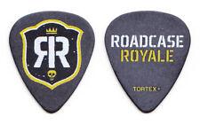 Roadcase Royale Nancy Wilson Black Guitar Pick - 2017 Heart