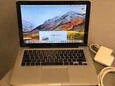 "Apple MacBook Pro 13"" A1278- New 1TB HDD 4GB Ram MacOS HIGH SIERRA / Office 2016"