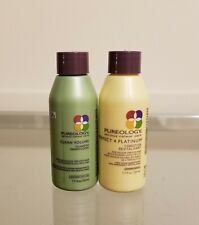 Pureology Clean Volume Shampoo & Perfect 4 Platinum Conditioner Travel Size Set