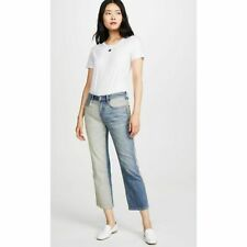 Current/Elliott The Vanessa Jeans In Two Faced NWT Women's Size 27 Retail $268