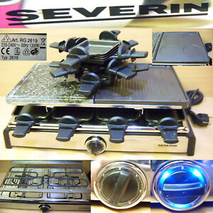 SEVERIN RG 2619 RACLETTE GRILL