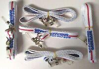 New England Patriots 1226 Sunglass Holders Fits All Glasses 5pcs. USA