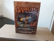 MTG Time Spiral Tournament pack, Starter deck, factory Sealed OVP English Magic