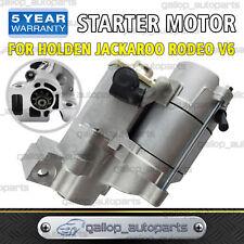 Starter Motor for Holden Jackaroo V6 Rodeo R7 R9 TF RA 6VD1 6VE1 3.2L 3.5L