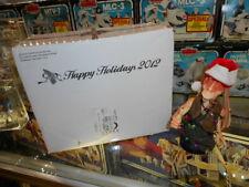 Star Wars 2012 Gentle Giant JarJar Binks Holiday Collectible Mini Bust #053/220