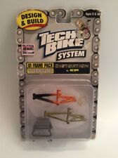 TECH BIKE SYSTEM U1 FRAME PACK, Titanium**FREE SHIP**
