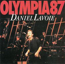 Daniel Lavoie CD Olympia 87 - Germany