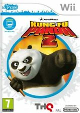 Kung Fu PANDA 2 - uDraw Nintendo Wii THQ