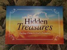 HIDDEN TREASURES BOX W/ PRAYER CARDS BY ROD PARSLEY - NEW (GREAT GIFT IDEA) look