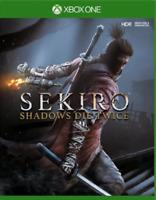 Sekiro: Shadows Die Twice (Xbox One) -