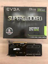 GeForce GTX 1070 Gaming EVGA Superclocked 8GB