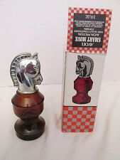 """Avon Chess Piece """"Smart Move"""" W/out the Hair/Scalp Conditioner for Men 3oz.(GM2)"""