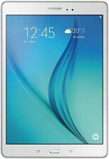 SAMSUNG Galaxy Tab A 9.7-Inch SM-T550 16GB Wi-Fi - Sandy White Tablet