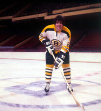 11  - 2 1/2 x 2 1/2 Colour Transparencies of the Boston Bruins from the 70's