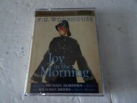Joy in the Morning P.G. Woodhouse Cassette Audiobook BBC Radio Collection