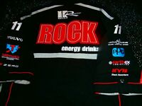 KELLY RACING ROCK # 11 BARGS PIT CREW SHIRT Bathurst V8 SUPERCARS VINTAGE 2010