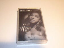 Unforgettable: With Love by Natalie Cole (Cassette, Jun-1991, Elektra (Label))