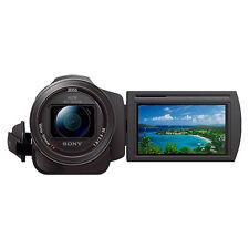 Sony FDR-AX33 HandyCam 4K Ultra-HD 20.6MP 10x Optical Zoom in Black (ML1558)