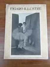 LE FIGARO ILLUSTRE / No 140 Novembre 1901 SALON DE LA PHOTOGRAPHIE Miss Allen