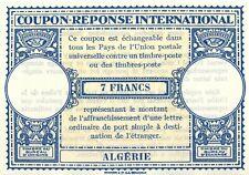 Algérie  - Coupon réponse international - modèle Londres - Tirage 06.1942 - MNH