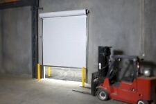 DuroSTEEL JANUS 9' Wide by 9' Tall 2000 Series Commercial Roll-up Door DiRECT