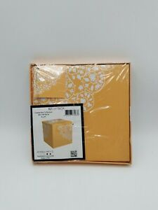 Gift Box 9x9x9 Cassandra Pop up in Seconds comes with Decorative Ribbon mounted