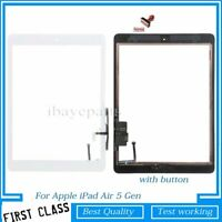 For iPad 5 iPad Air 1 A1474 A1475 A1476 Touch Screen Digitizer Replacement White