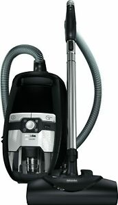 Miele Blizzard CX1 Electro Bagless Canister Vacuum - Black