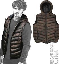 Brave Soul Zip Hooded Regular Size Coats & Jackets for Men
