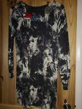 Queenie And Ted Customised Jumper Dress Size 12