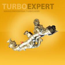 TURBOCOMPRESSEUR Biturbo vw t5 Transporteur Multivan 2.0 BiTDI 132 kW, 180ps CFCA