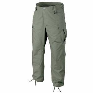 Helikon Tex SFU Next Hose Pants Olive Drab Ripstop Special Forces Uniform Combat