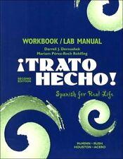 Trato Hecho : Spanish for Real Life (Workbook/Lab