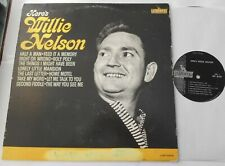 @WILLIE NELSON Here's...CANADA 1963 1st Press MONO LIBERTY LRP 3308 LP MEGA RARE