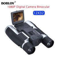 "BOBLOV 2"" LCD HD 1080P Digital Telescope Video Camera For Birdwatching Wildlife"
