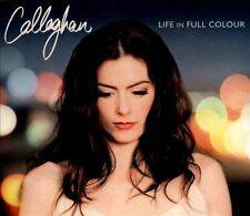 Callaghan : Life in Full Colour CD