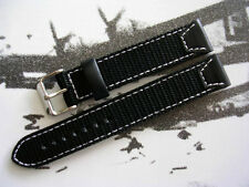 19mm Force Recon NATO G10 UTC Ballistic nylon Military watchband strap IW SUISSE