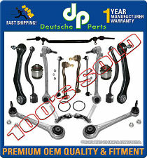 FRONT REAR SUSPENSION CONTROL ARM BALL JOINT JOINTS Tie Rod KIT BMW 7 E38 -20 Pc
