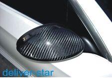 Spiegelkappen Echt Carbon Karbon passend für BMW 3er Coupe Cabriolet E92 E93