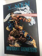 X Men Mutant Genesis (2010) Marvel TPB HC Chris Claremont