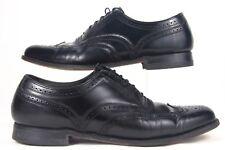 Florsheim Imperial Black Wing Tip Dress Shoes 92345 Men's Size 13 D