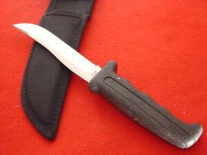 "RARE Buck USA Made 9.25"" 605 Fixed Blade PATHMATE 1988 Sheath knife"