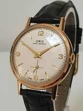 Vintage ORIS cal.461 Antishock Gents Watch - Excellent Condition - FWO