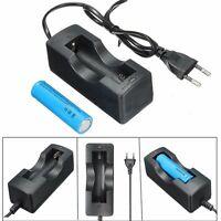 3800mAH BRC 3.7v 18650 Battery Rechargeable Li-ion Battery Power EU Charger