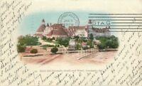 Hotel De Coronado 1903 Private Mailing SAN DIEGO CALIFORNIA undivided 5086