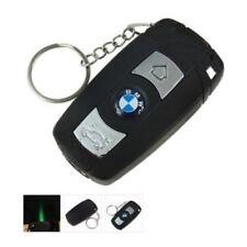 Brand New BMW windproof keyring cigarette lighter With Led Torch U.K. Seller Uk