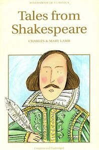 Tales from Shakespeare, Charles  & Mary Lamb,- Key Stage 2/3 Fiction
