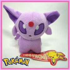 "Espeon Nintendo Pokemon Pokedoll Plush Toy Soft Stuffed Animal frim Eevee New 5"""